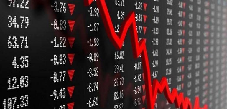 بدترین سقوط بازارها از ابتدای سال میلادی